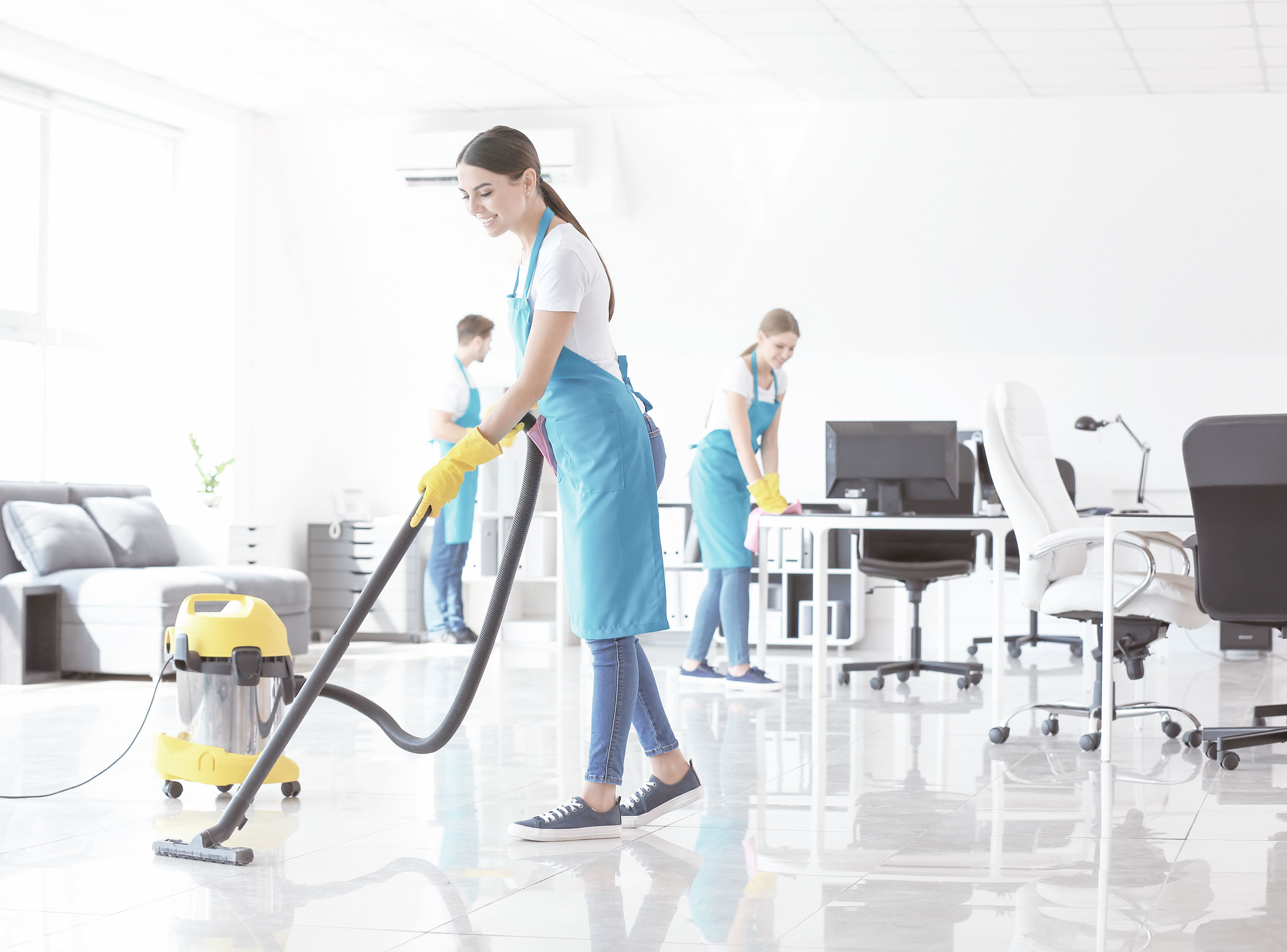 Contract Cleaning Contractors